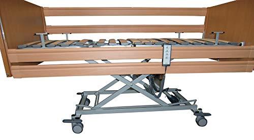 Pflegebett Scherenheber PB 526 II, inkl. Motor 90×200 cm - 4