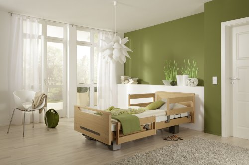 Luxus-Pflegebett WESTFALIA-CARE von Burmeier Elektrobett in Premium-Qualität! - 3