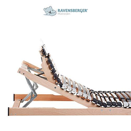 Ravensberger MEDIMED orthopädischer 7-Zonen-Lattenrost aus Buchenholz, LGA und TÜV geprüft - 4