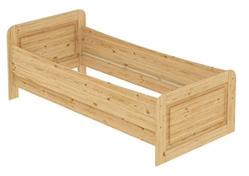 Erst-Holz® Seniorenbett extra hoch 100×200 - 6