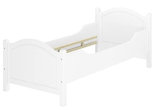 Seniorenbett extra hoch waschweiß 100×200 - 5