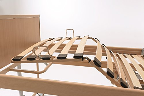 Burmeier Pflegebett Economic II, elektrisch - 4