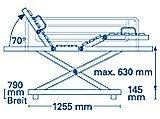 Hebepflegerahmen aks- B4 compact - 2
