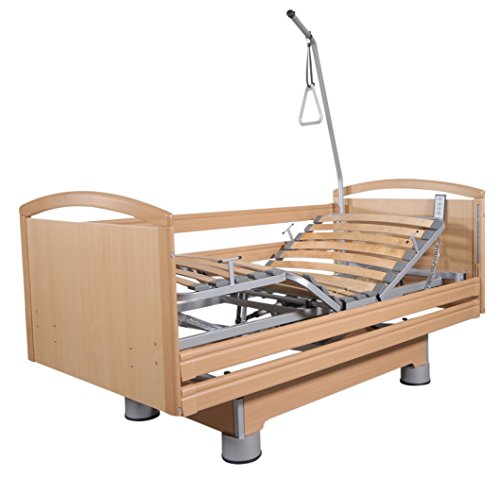 Schlichter Möbel Pflegebett PB 531 II inkl. Motor - 4