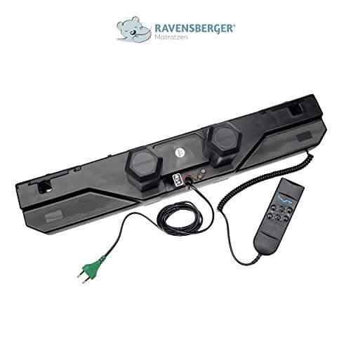 Ravensberger MEDIMED orthopädischer 7-Zonen-Lattenrost, LGA und TÜV geprüft - 8