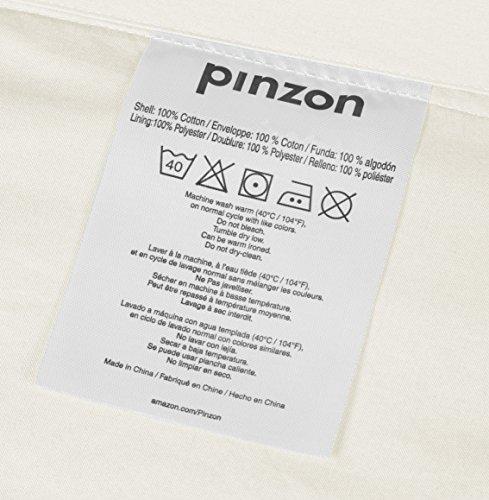 Pinzon Bettwäsche-Set, Quetschfalten 140×200 cm - 6