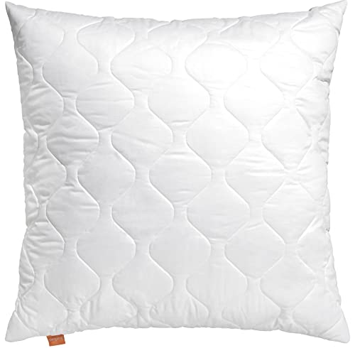 sleepling Komfort Kopfkissen Set 80 x 80 cm, weiß