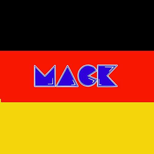Mack Federkissen 80x80cm Large mit 1500g - 6
