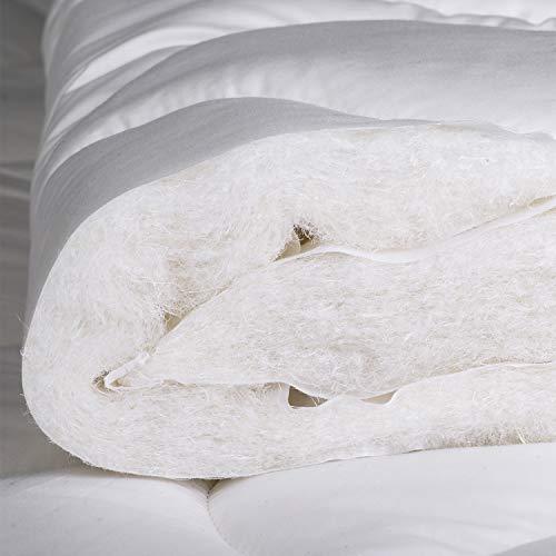 Natur Hanf Bettdecke 140×200 cm - 3